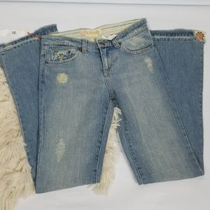 JOE'S JEANS | Vtg Series Patchwork Jean
